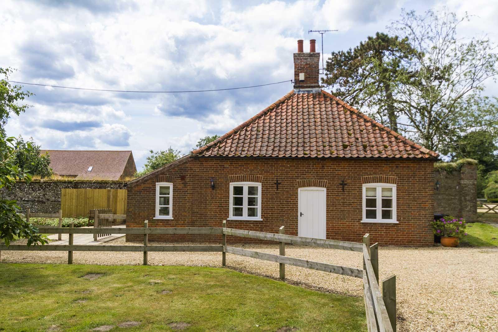 Church farm Barns - Norfolk Disabled Friendly Cottages