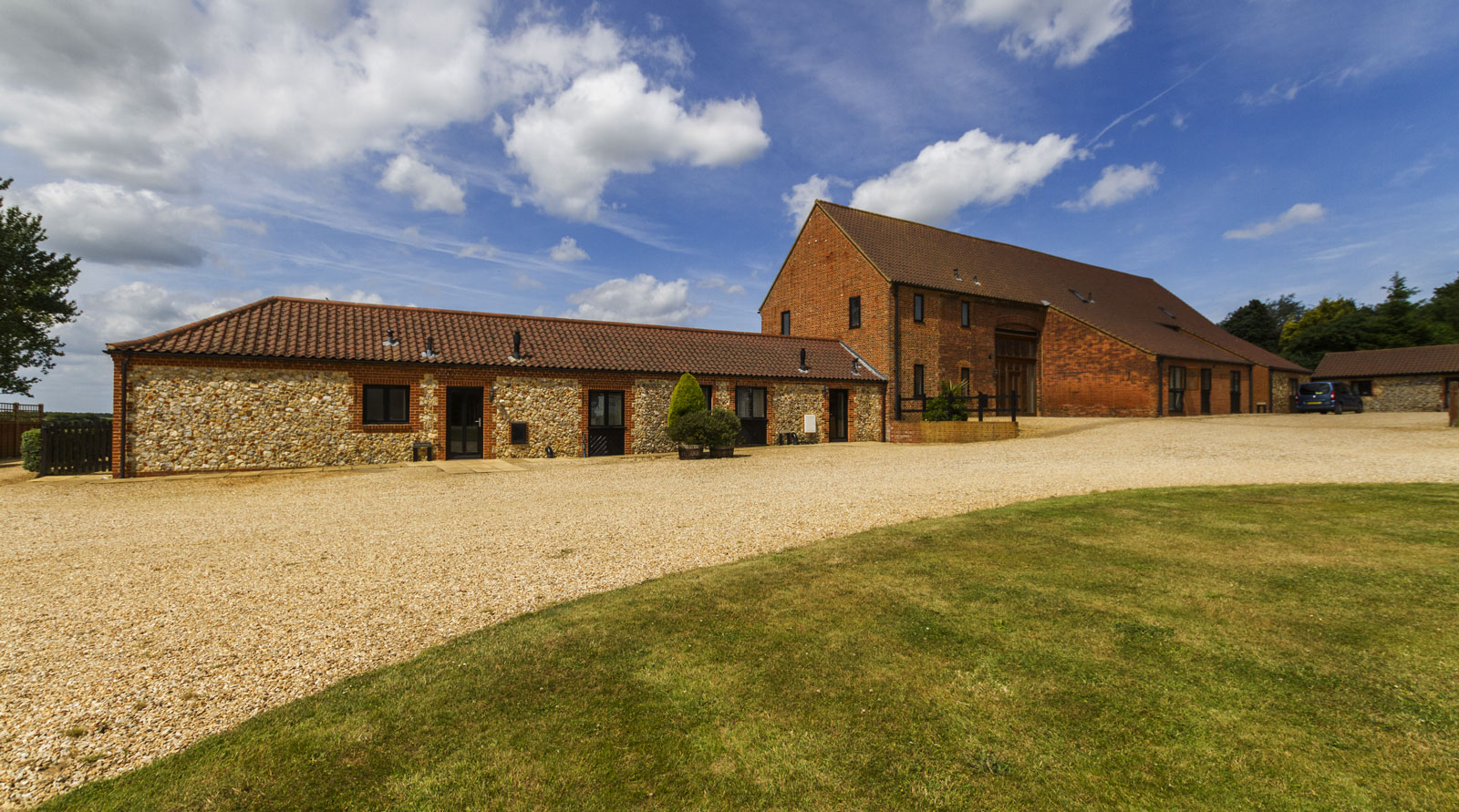 Church farm Barns - Norfolk Disabled Friendly Cottages
