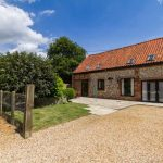 Church farm Barns - Norfolk Disabled Friendly Cottages - Owl Barn
